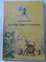 Pljackovszkij: Tücsök Tóbiás naplója - mesekönyv Szutyejev rajzaival