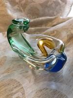 Muranoi üveg hamutál