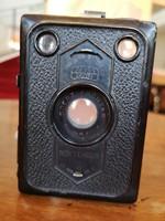 Antik Zeiss Ikon, Groez Frontar, Box Tengor fényképezőgép (régi fényképező)
