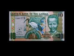 UNC - 10 DALASIS - GAMBIA - 2013