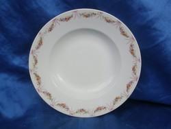 Antik HÜTTL TIVADAR tányér