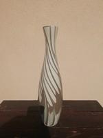 Ritka retro Aquincumi porcelán váza