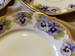 Rosenthal (antik) 6 db  tányér ,hibátlan,jelzett