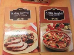 A világ konyhái MEXIKÓI KONYHA/INDIAI KONYHA