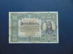 500 korona 1920 5 A 002