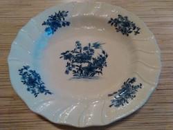 Meisseni porcelán mély tányér