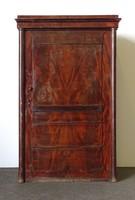 0Y612 Antik polcos Biedermeier álszekreter 1830