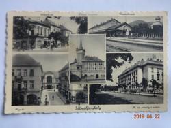 Régi képeslap: Sátoraljaújhely, 1940