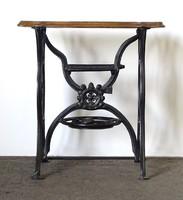 0Y611 Naumann öntöttvas varrógépállvány asztal