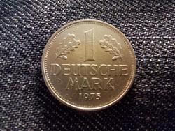 Németország NSZK (1949-1990) 1 Márka 1975 J / id 11974/
