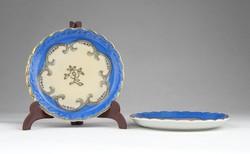 0Y659 Oscar Schlegelmilch porcelán tálka pár 7.5cm