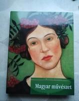 Magyar művészet c. könyv