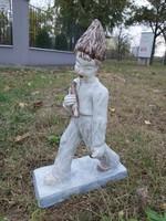H. Ráhmer Mária art deco figura. 51 cm