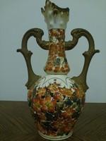Fischer áttört váza sérült