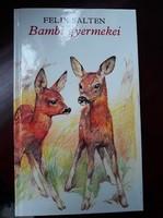 A világirodalom legszebb meséskönyvei: Felix Salten - Bambi