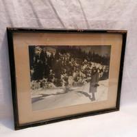 Gyilkos-tó 1943 fotó keretezve