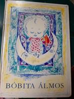 A 70-es évek legszebb retro meséskönyvei: Bóbita Álmos Hincz Gyula illusztrációkkal
