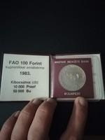 1983-as FAO 100 Forint