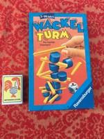 Wackel Turm Ravensburger - Billegő Torony - Műanyag Jenga