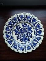 Korondi kerámia fali tányér