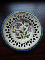 Bozsik kerámia fali tányér