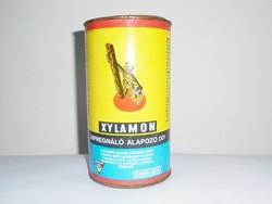 Retro festékes doboz - Xylamon Impregnáló Alapozó - Budalakk gyártó - 1970-es évekből