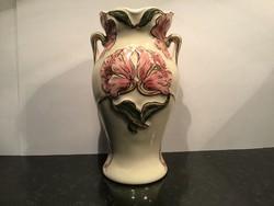 Zsolnay pipacsos váza
