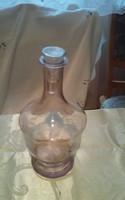Rózsaszín csodás  butelláris üveg
