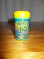 Pokemon Tazo korongok gyűjteménye