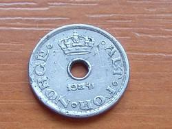 NORVÉGIA 10 ŐRE 1941 #