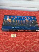 Capitaly társasjáték - játék