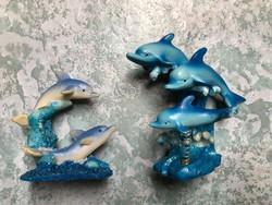 Delfin dísztárgy