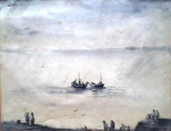 Komjáti-Wanyerka Gyula: Atlanti óceán