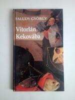 Faludy György: Vitorlán Kekovába, dedikált