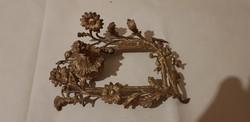 Antik Barokk Tintatartó.20cm.
