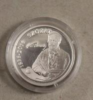 Szózat- ezüst emlékpénz G73