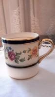 Ambassador ware angol csontporcelán kávés csésze