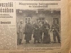 Mindszenty kiszabaditása 1956