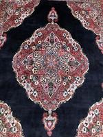 Prémium Minőségű Kézicsomózású Tabriz Perzsaszőnyeg 197x290cm