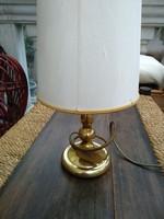Réz lámpa