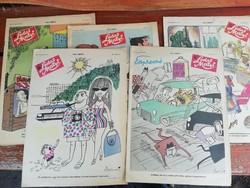 Ludas Matyi újságok, 1968-1970