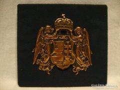 Rácz Edit ( 1936 -) korona és címer falikép