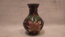 Mini rekeszzománc váza
