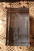 Gyűjteményből lézer gravírozott fejelő focisták, ajánljon!