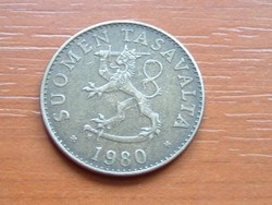 FINNORSZÁG 50 PENNIA 1980 K