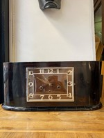 Art Deco kandalló óra