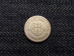 Anglia VI. György .500 ezüst 3 Pence 1937 / id 12586/