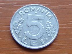 ROMÁNIA 5 LEI 1992