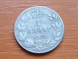 SZERB HORVÁT SZLOVÉN KIRÁLYSÁG 1 DINÁR 1925 (b)