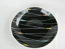 Unterweissbach porcelán art deco tál